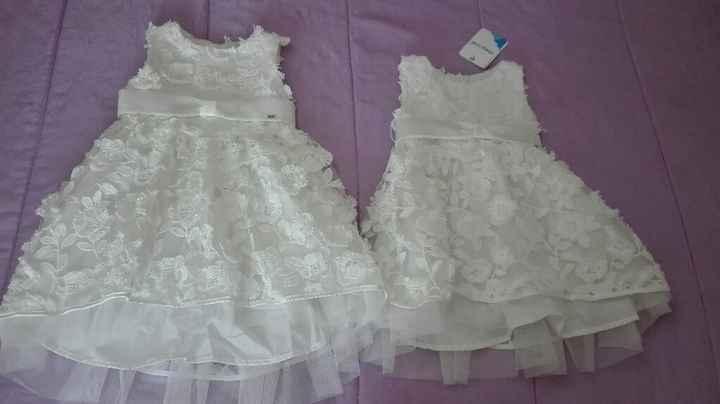 Vestidos das Daminhas ✔ - 1