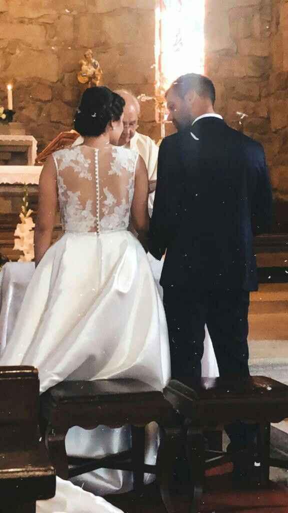 Casados de fresco!!!! - 2