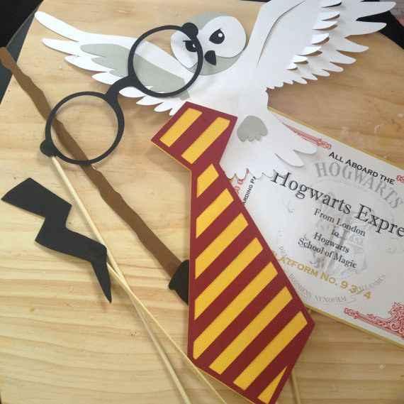 Tema Harry Potter - 9
