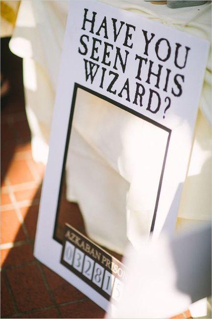 Tema Harry Potter - 1