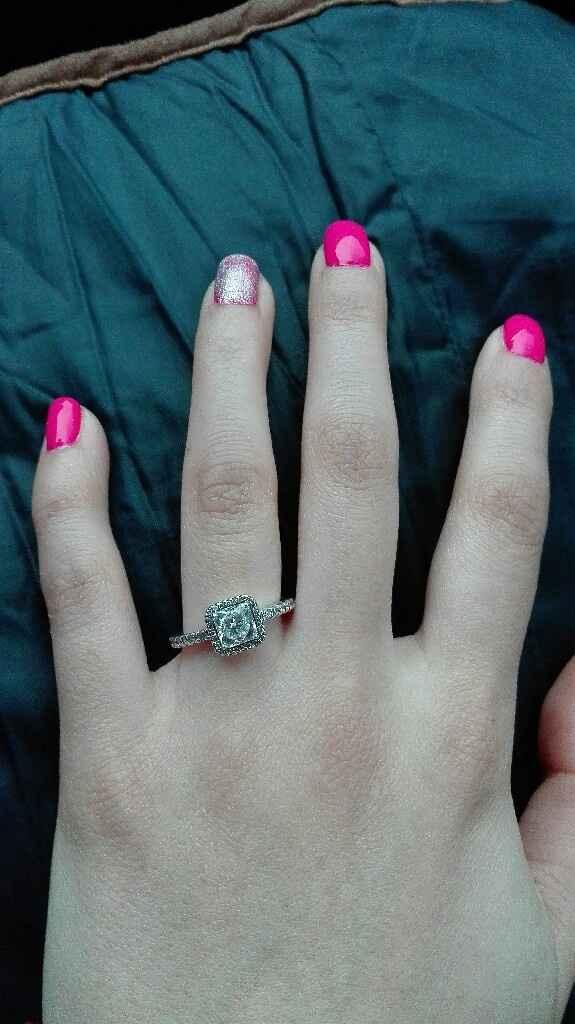 Oficialmente noiva 😍 - 1