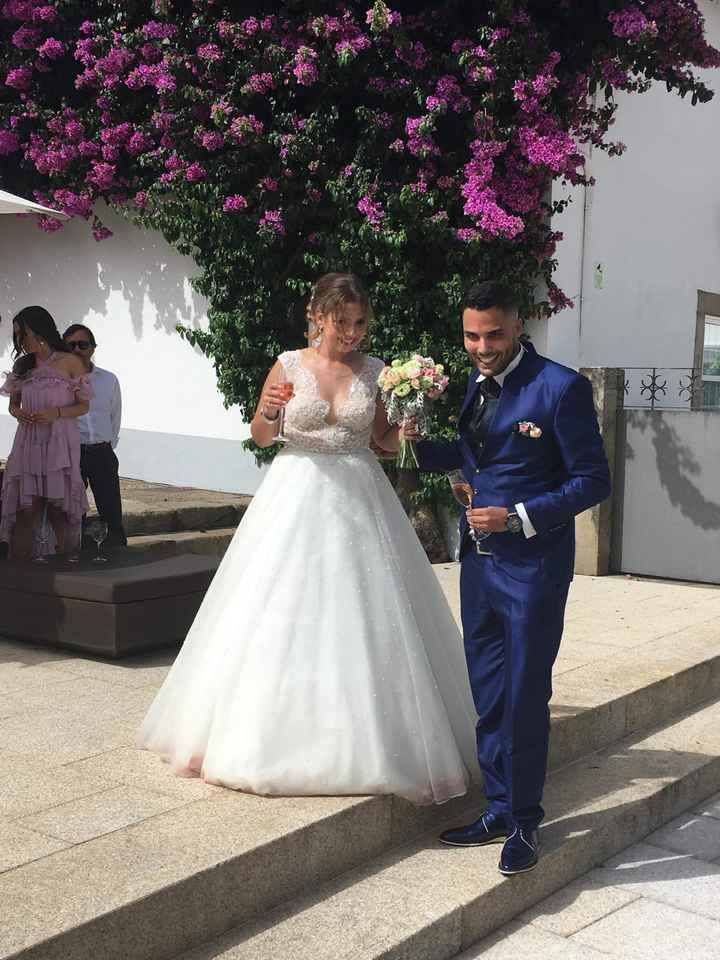 Recém casados!! - 2