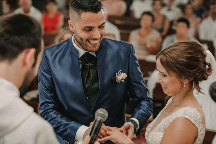 Estarás assim feliz no dia do teu casamento? 😍 - 1