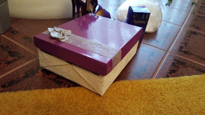 caixinha para enveloppes