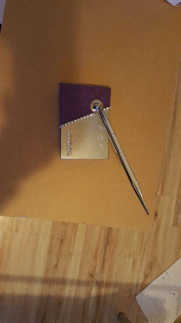 porta-caneta Diy