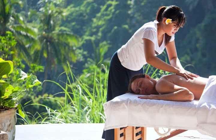 Massagem Balinesa