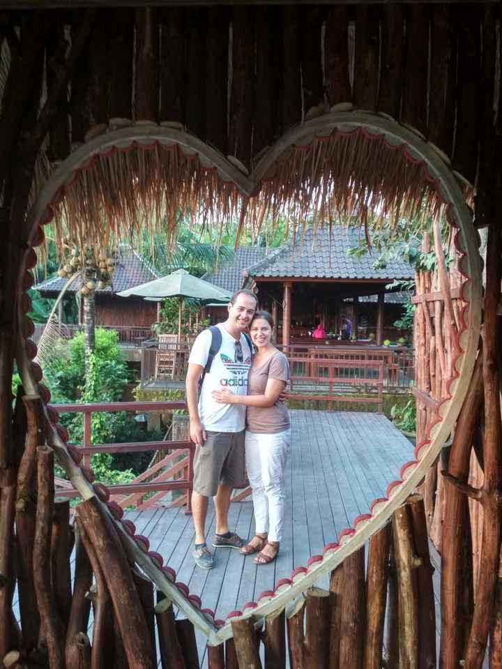 Bali é perfeito para celebrar o amor!