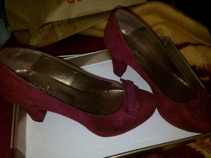 Os meus sapatos - 1