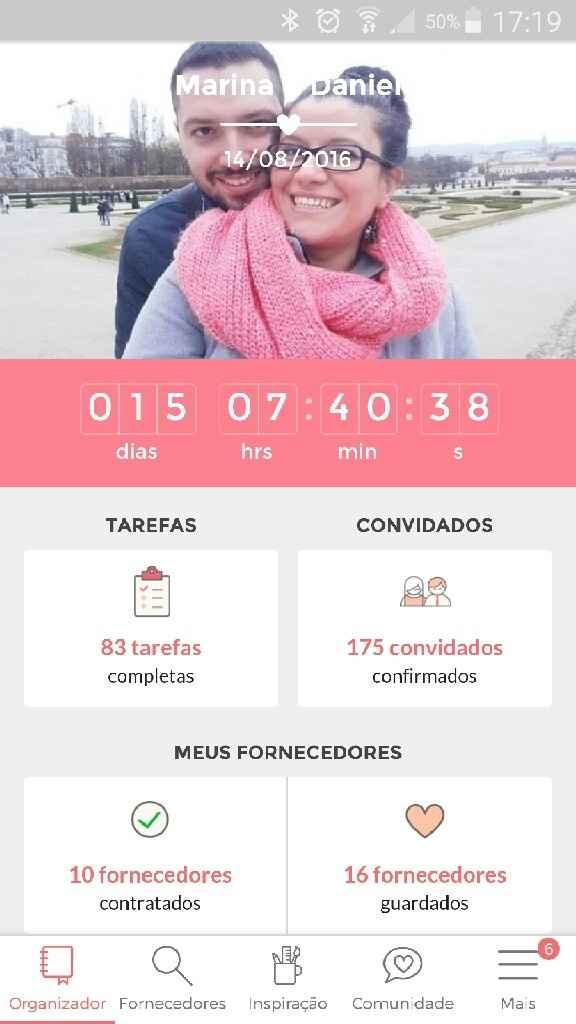 15 dias... - 1
