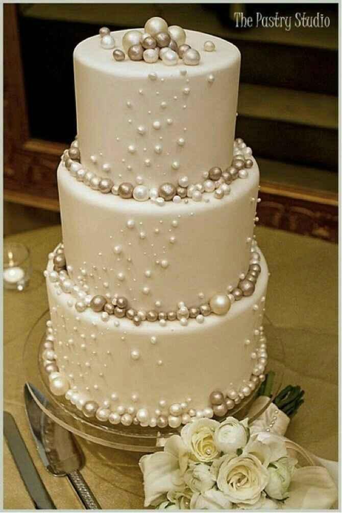 Inspirações bolos - 2
