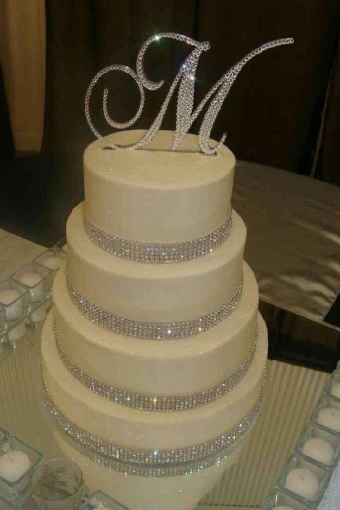 Inspirações bolos - 5