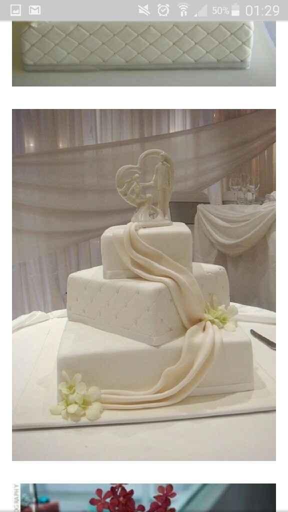 Inspirações bolos - 7