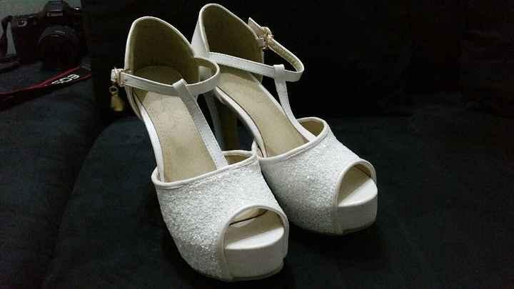 Lojas de sapatos de noiva porto - 1