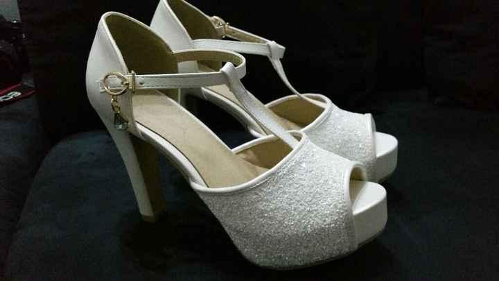 Sapatos encomendados - 1