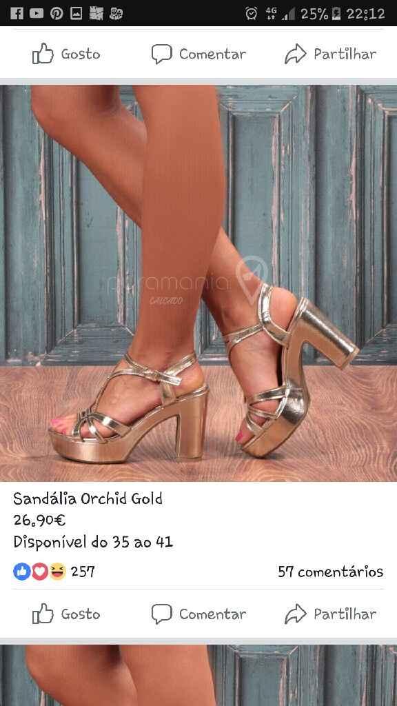 Sapatos procuram se - 1