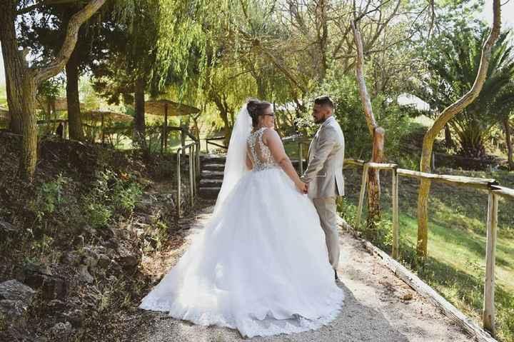 Casada de fresco ❤ - 4