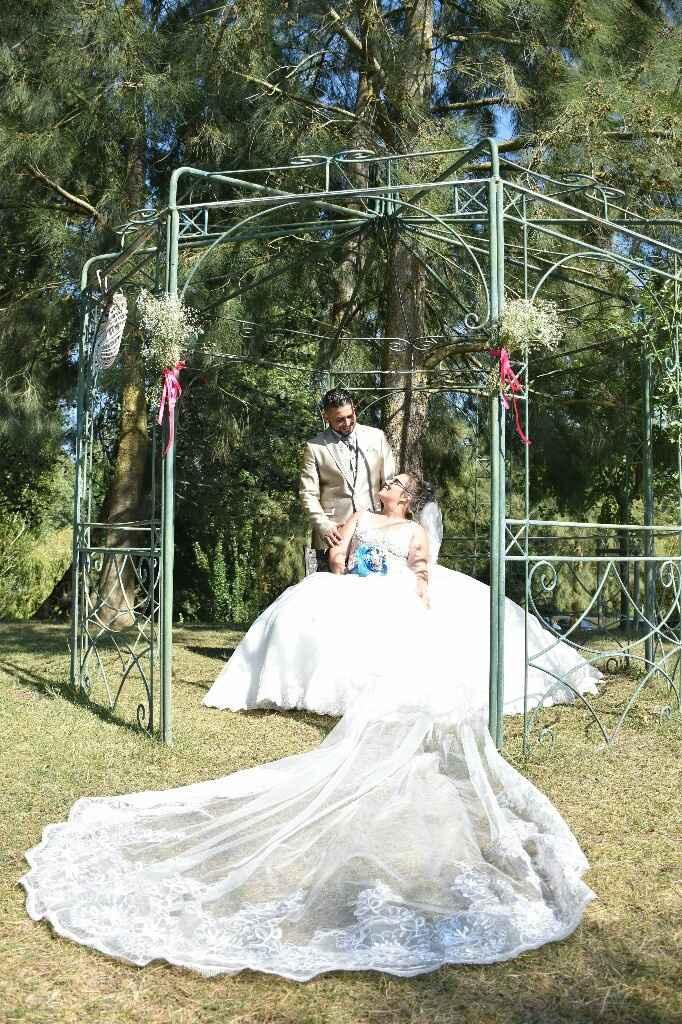 Casada de fresco ❤ - 6