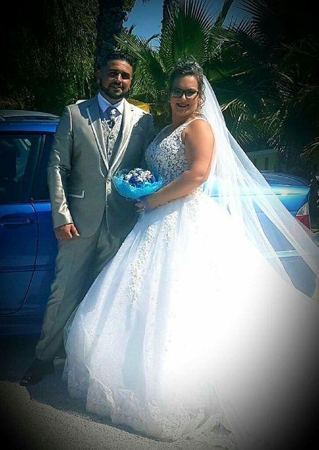 Casada de fresco ❤ - 3