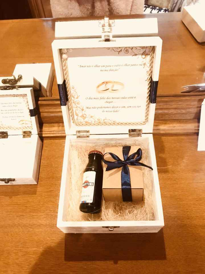 Os nossos convites de casamento 😍 - 2