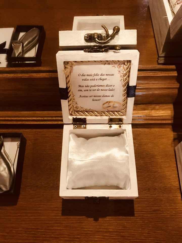 Os nossos convites de casamento 😍 - 3