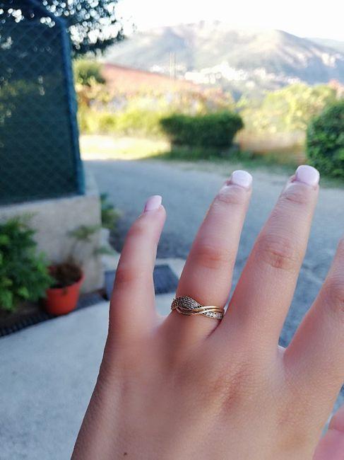 Mostra-nos o teu anel de noivado 😍💍 3