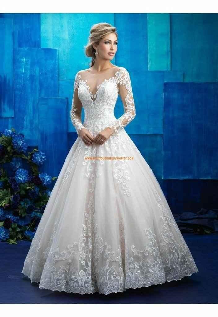 Vestido de noiva com ou sem cauda? - 2