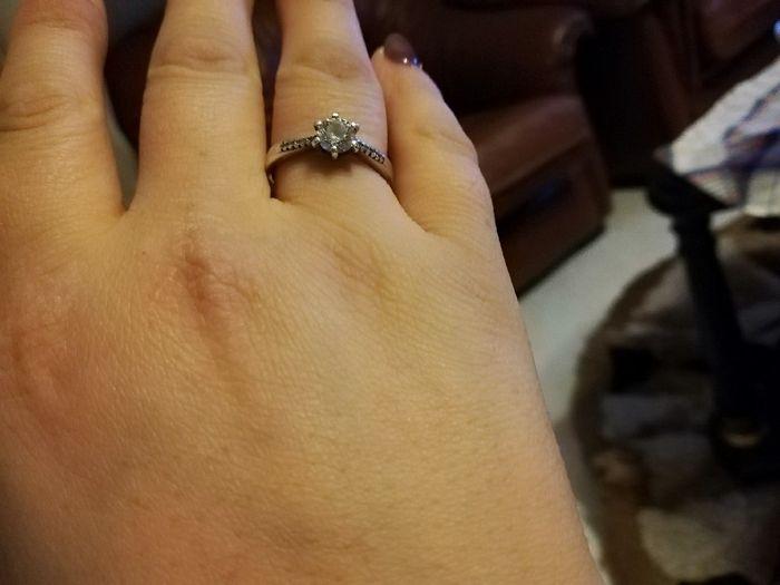Mostra-nos o teu anel de noivado 😍💍 5