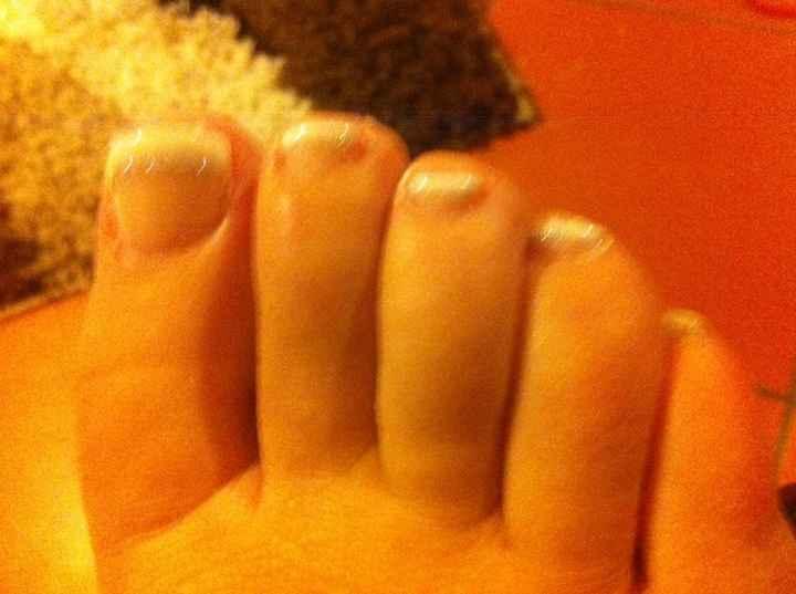 Manicure e pedicure noiva - 2