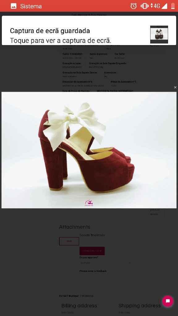 Sapatos prontos:):) - 1