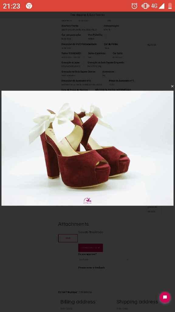 Sapatos prontos:):) - 2