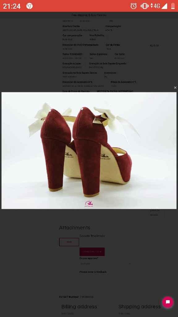 Sapatos prontos:):) - 3