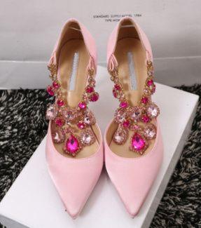 b8d774f0a sapatos com brilhantes ...