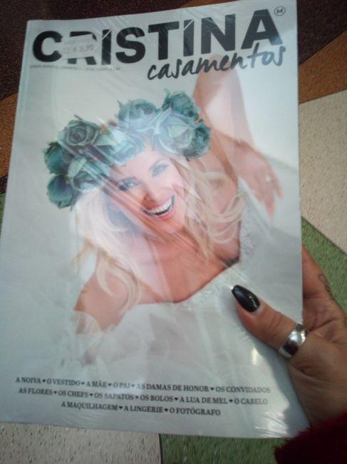 Revista Cristina - Casamentos👰 1