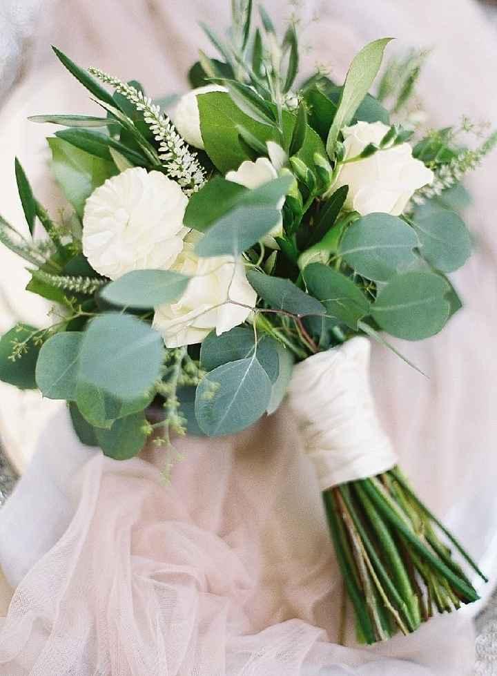As cores do meu casamento Greenery: verde, branco e alguns apontamentos em Dourado ❤ - 6