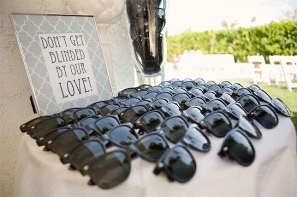 não fique cego pelo nosso amor