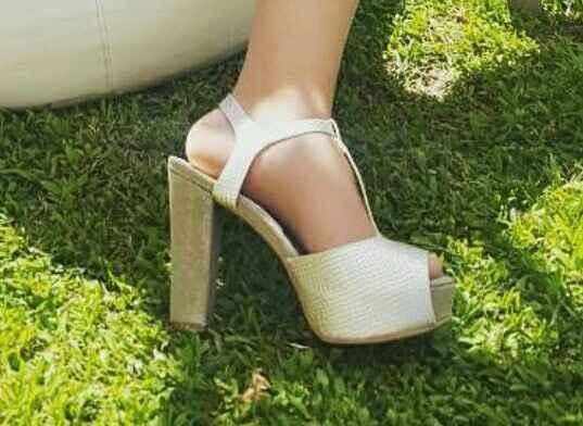 Sandálias - grande dilema - 2