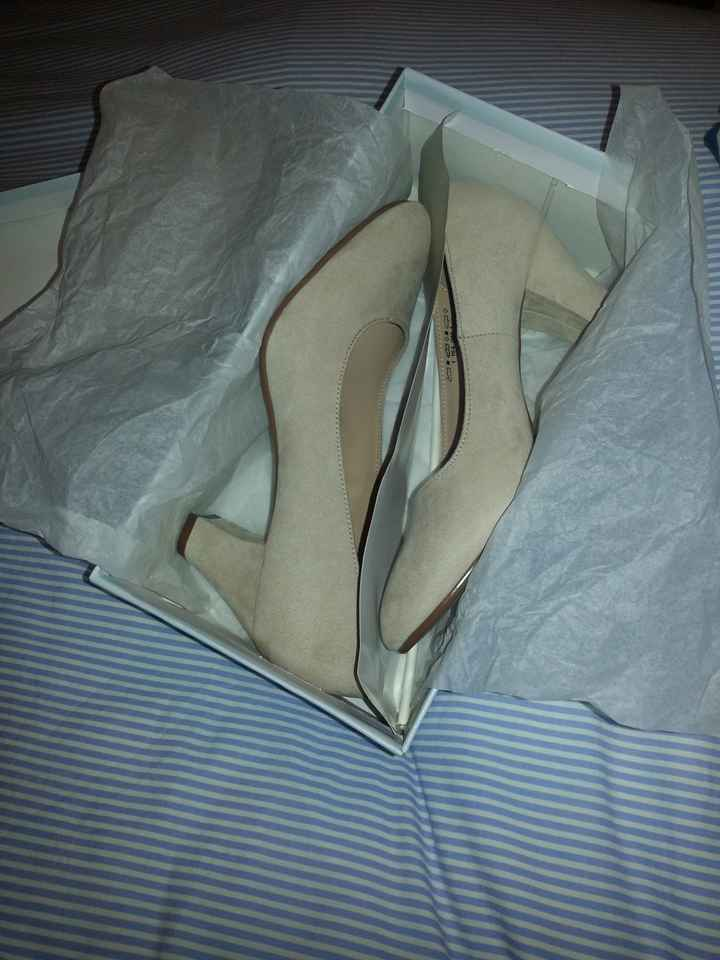 Sapatos rasos - 1