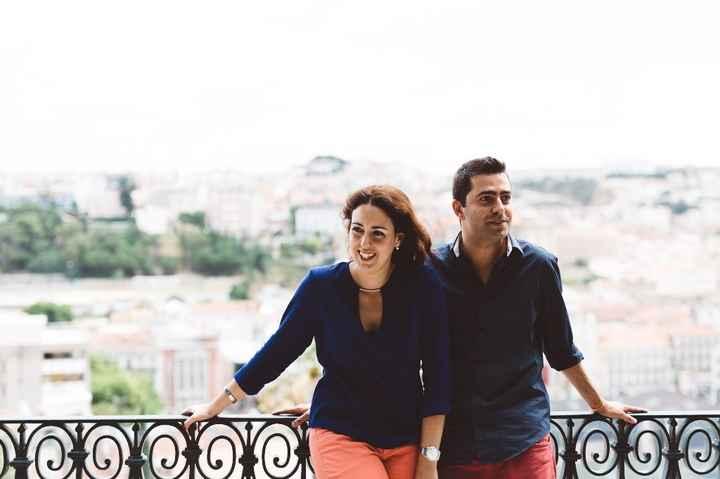 Sessão Namoro - Lisboa