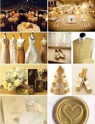 Decoração em Dourado