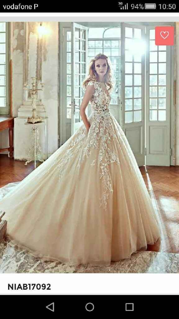 Vestidos nicole spose - 1