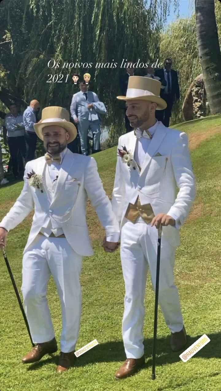Casado de Fresco - Casamento Jorge & Rúben - 22 de Agosto de 2021 - 4