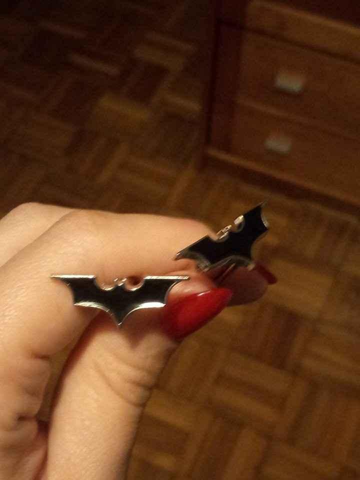 Botões de punho do meu mano
