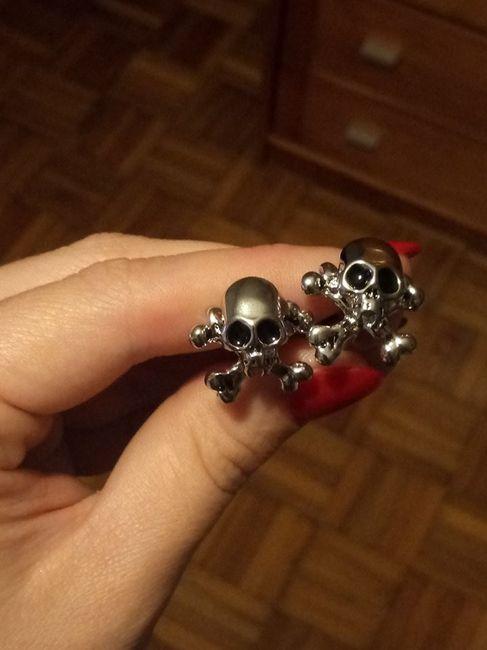 Botões de punho do mano do noivo