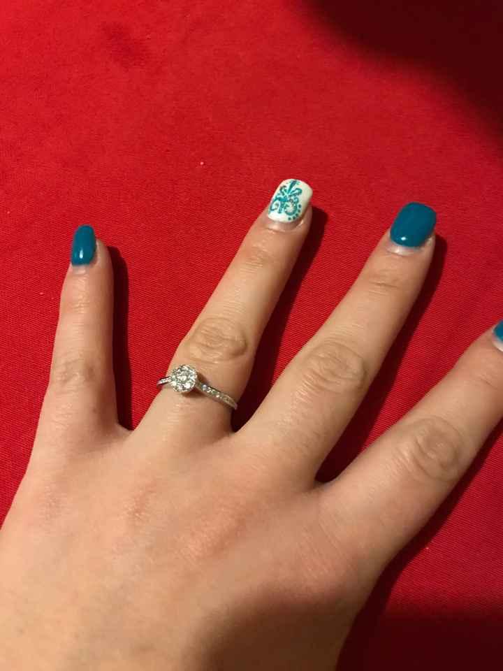 Mostrem os vossos anéis de noivado ☺ - 1