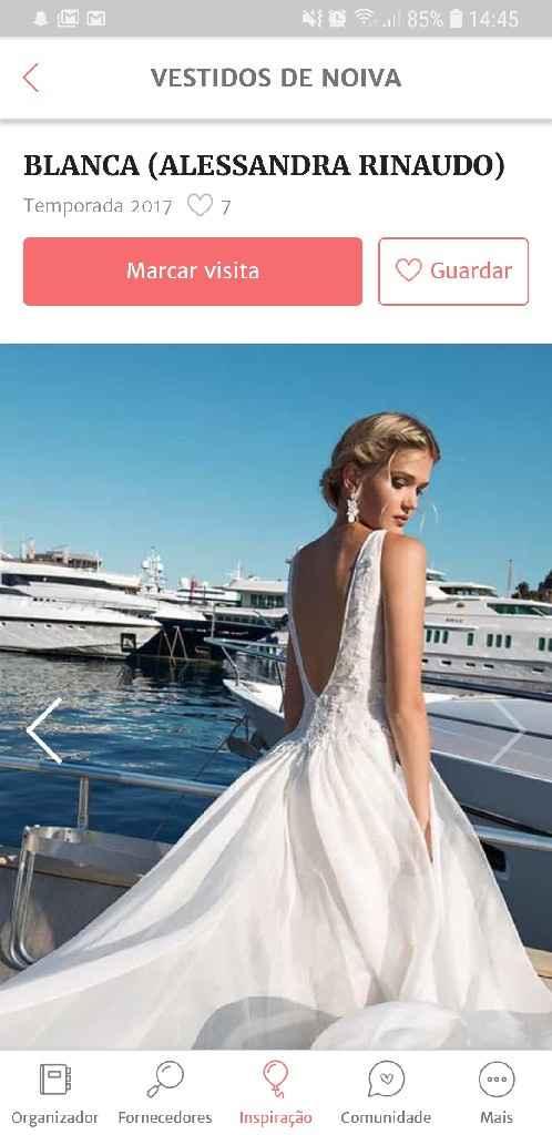 """o que mais gosto num vestido de noiva + Melanie Fernandes""""! - 1"""