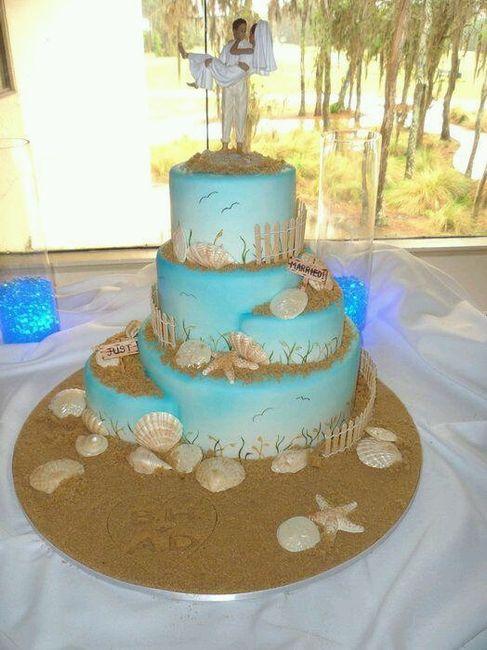 Wedding Cakes La Quinta