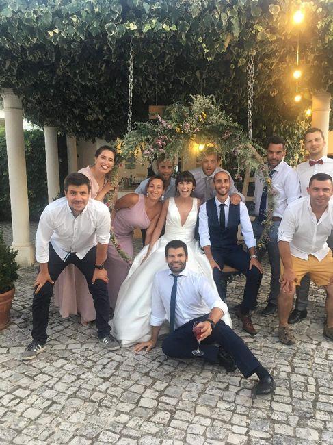 Casados ❤ 6