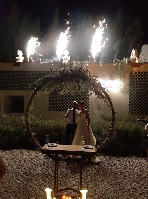 Casados ❤ 8