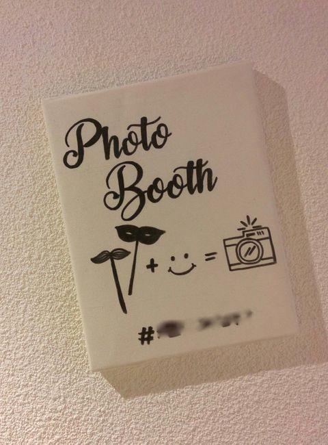 Plaquinha Photo Booth