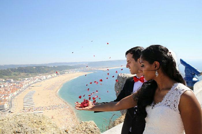 Mais fotos de noivos :) - 1